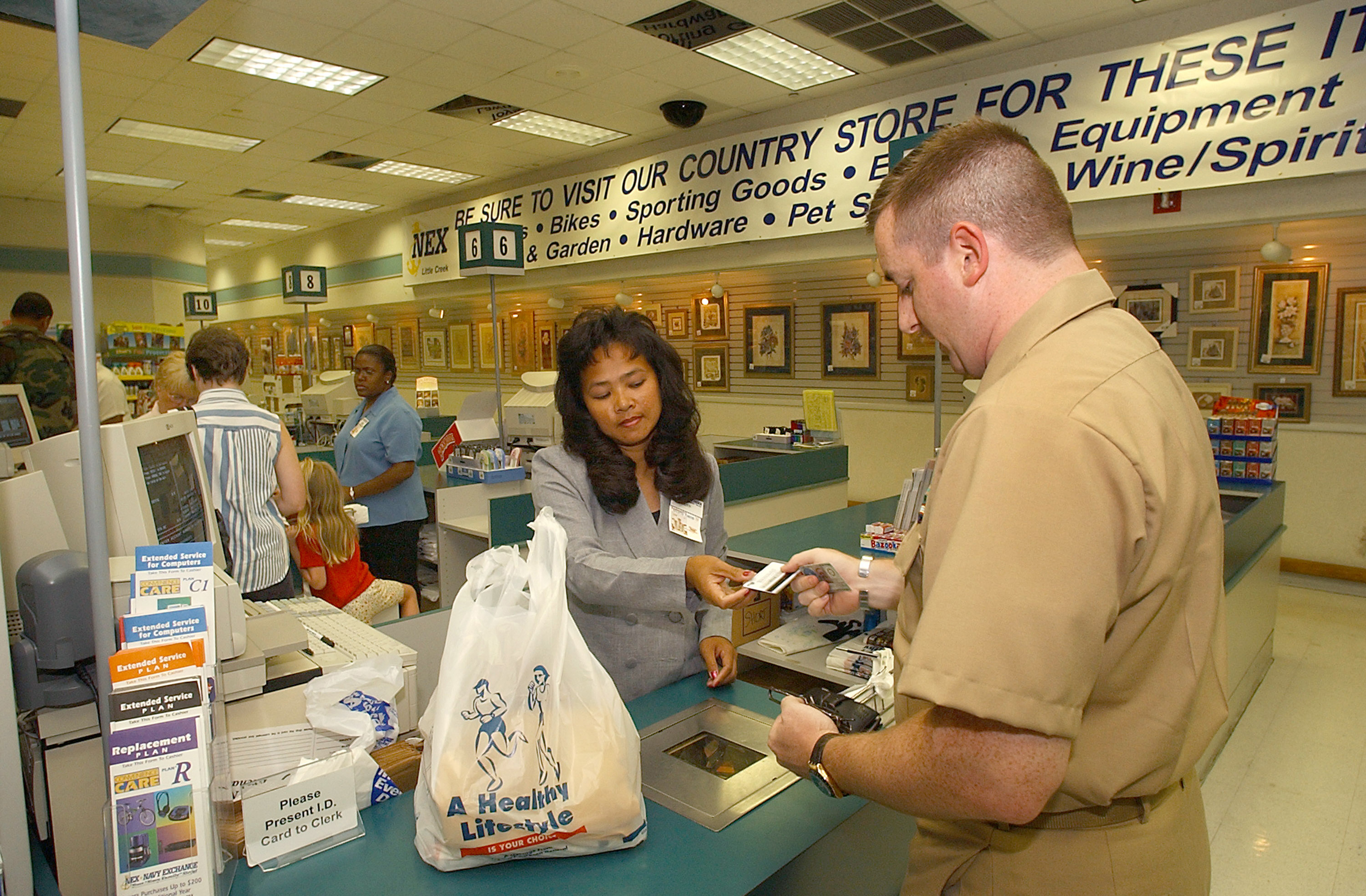 ... inside the Navy Exchange located at Naval Base Little Creek.jpg