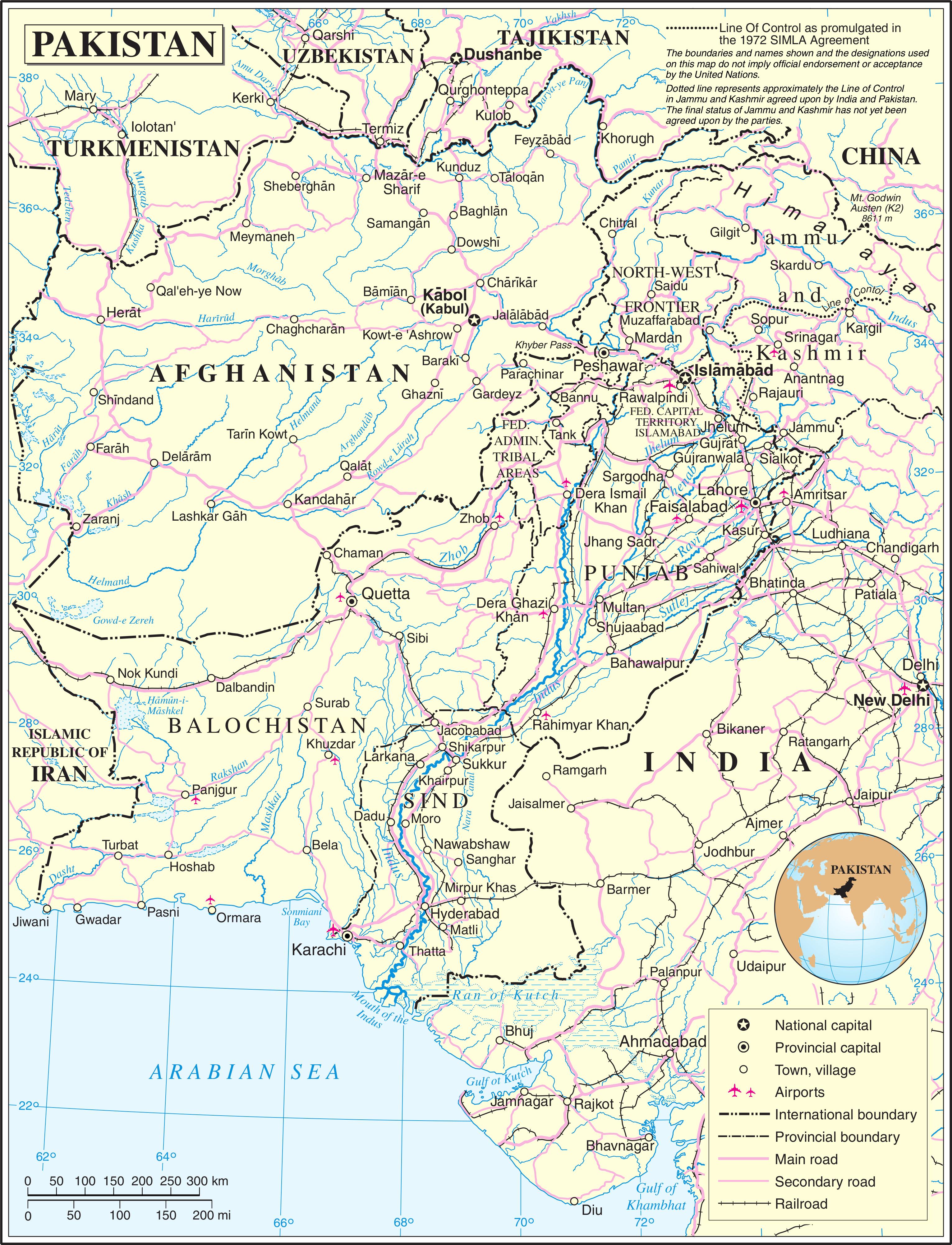 Transport In Pakistan Wikiwand