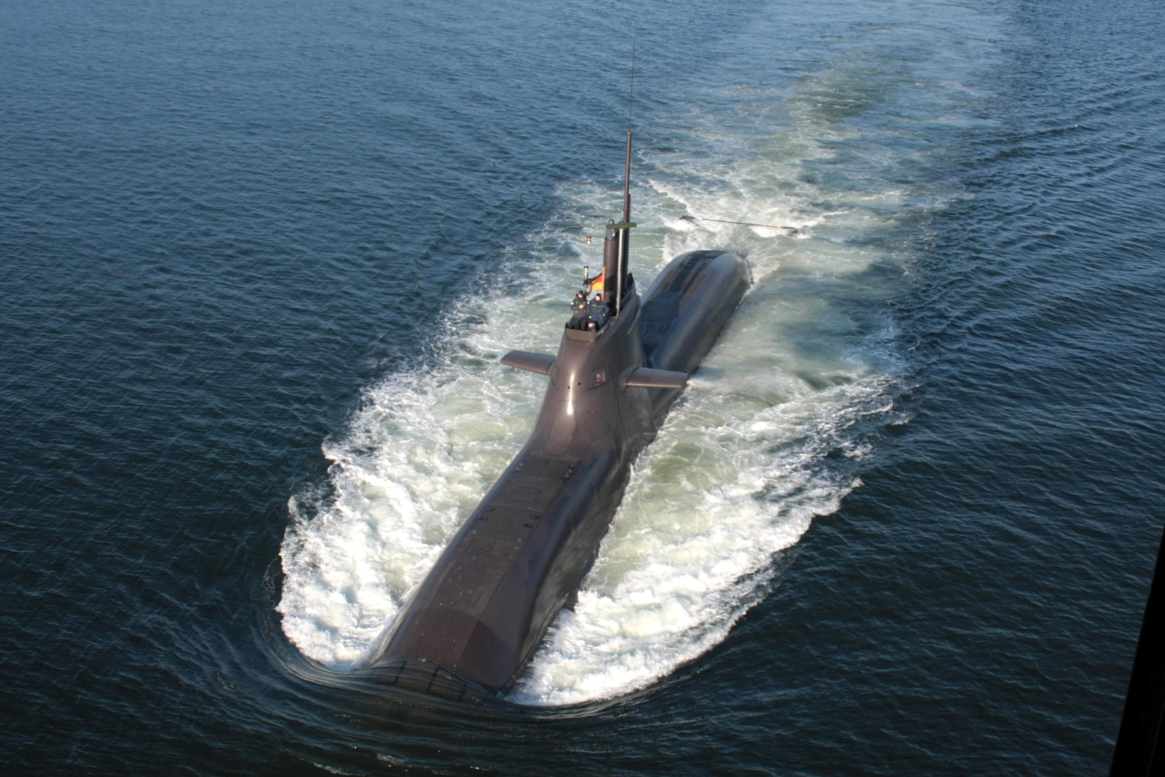 دراسة...الغواصــات في الخليــــج العــــربي Unterseeboot_U-32