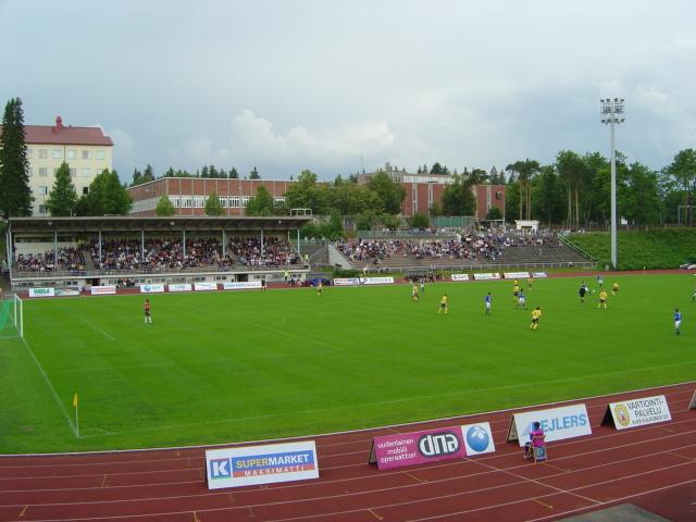 Pukinmäen Urheilukenttä