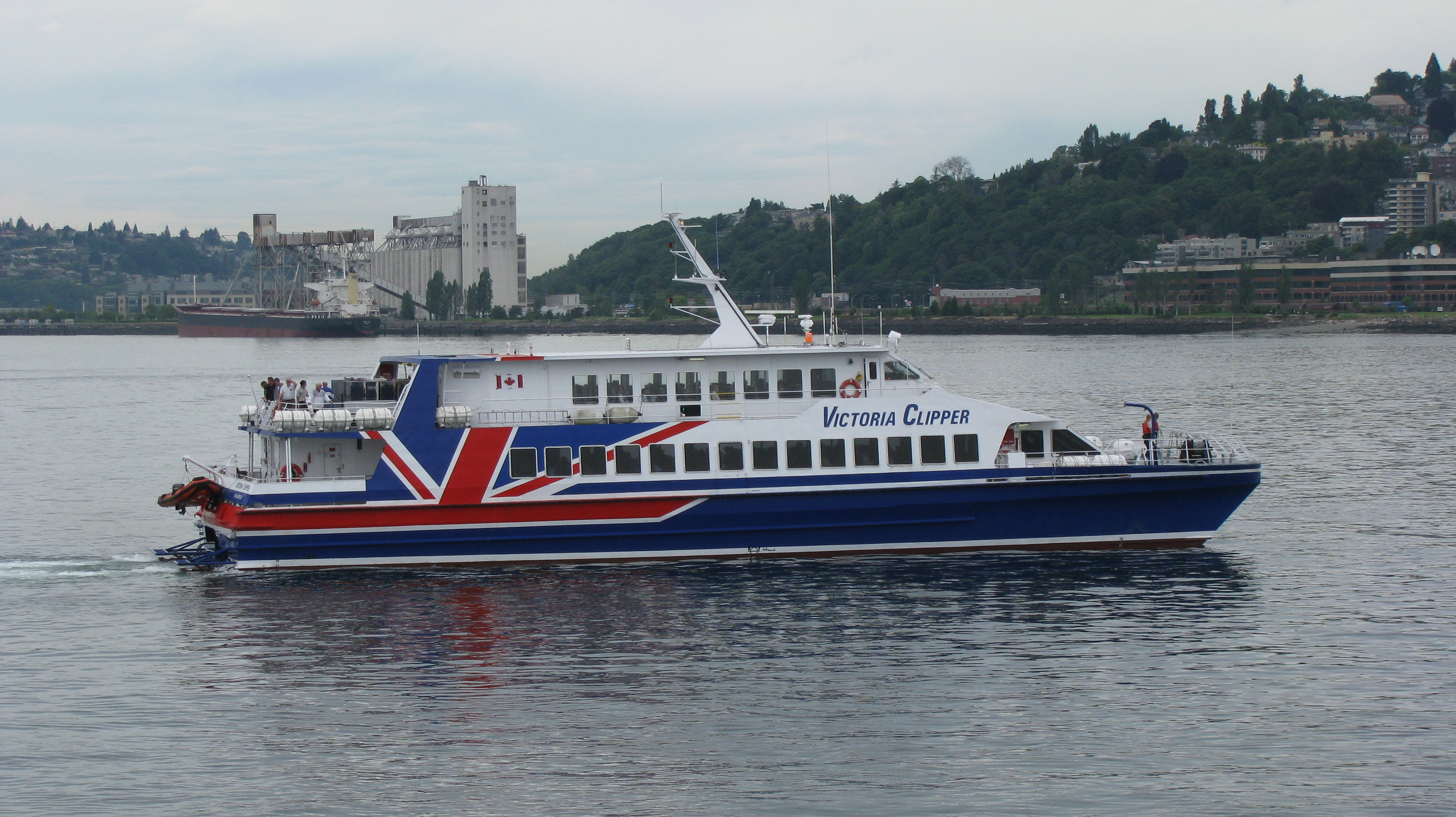 Victoria Clipper 1 in Seattle.JPG