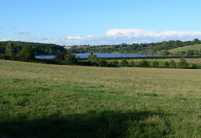 View of Thornton Reservoir - geograph.org.uk - 514944