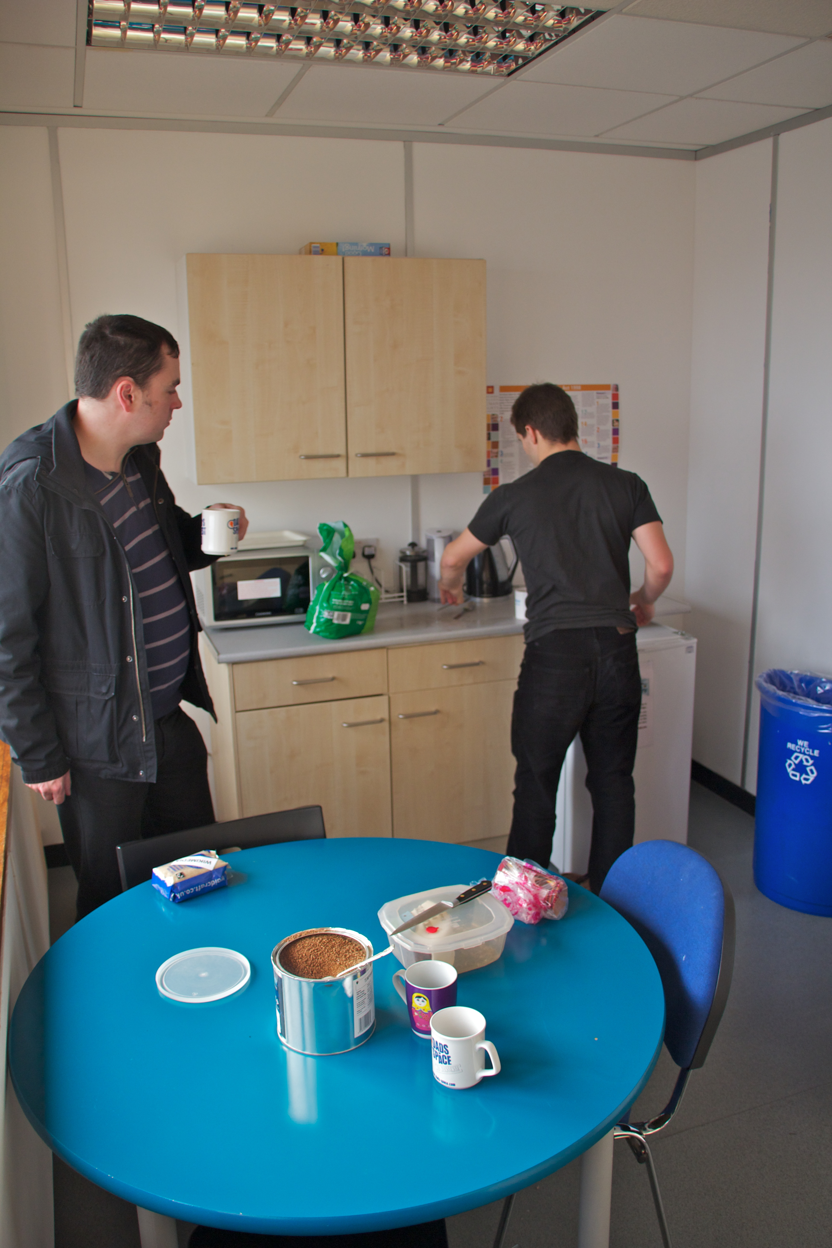 Office Kitchen How Having A Kitchen In Your Office Creates A Better Culture Among