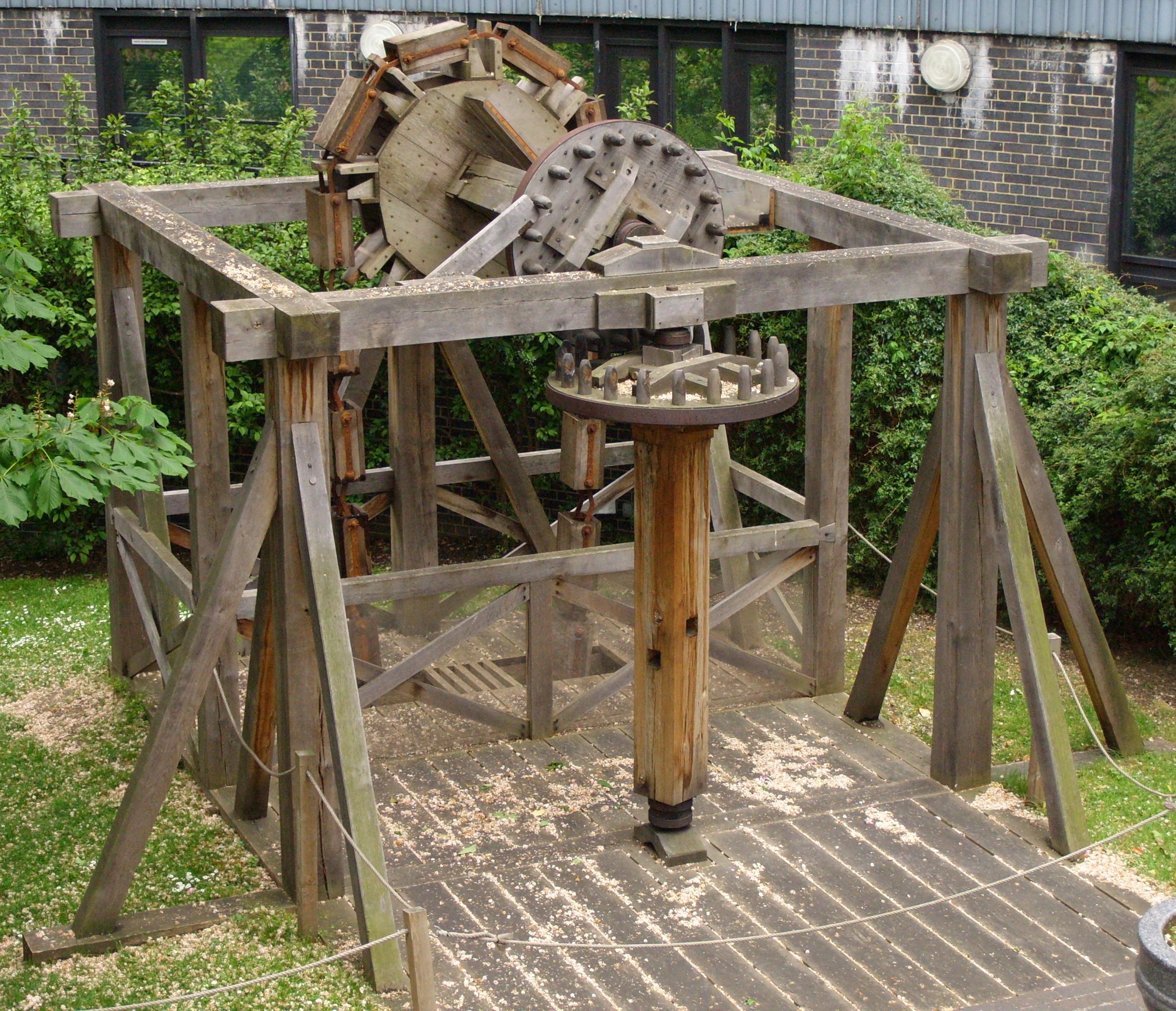 Water Wheel Designs Free