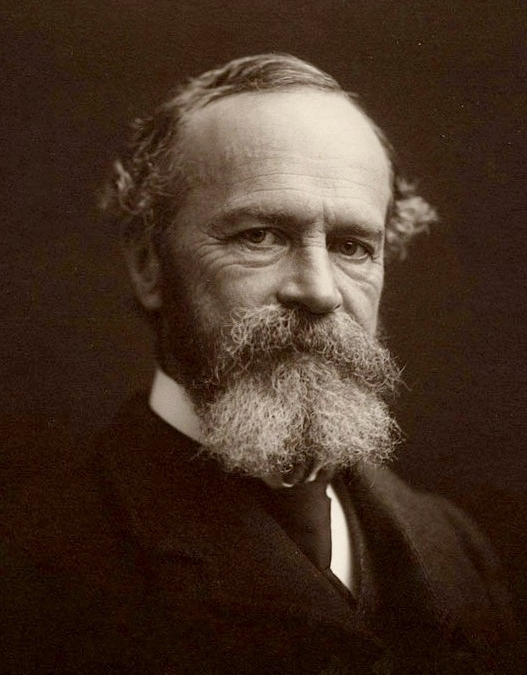 image of William James
