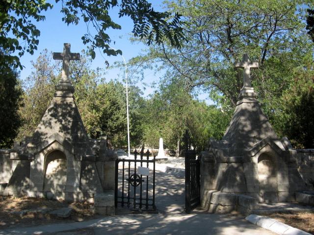 Власти Севастополя намерены привести в порядок все братские захоронения