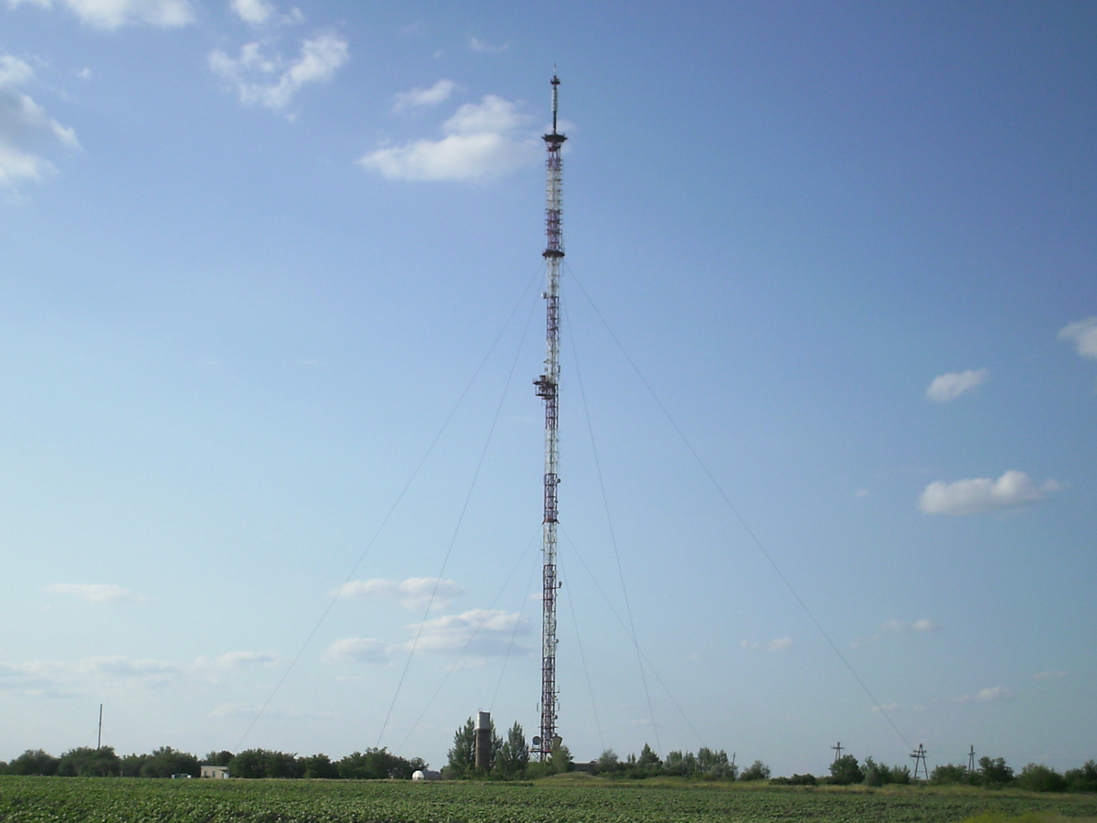 Телевышка на Карачун-горе
