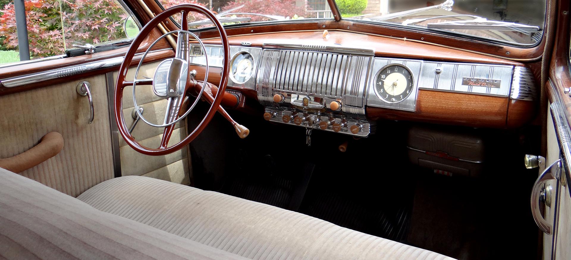File 1946 Dodge D24c 4 Door Sedan Dash 251a Jpg