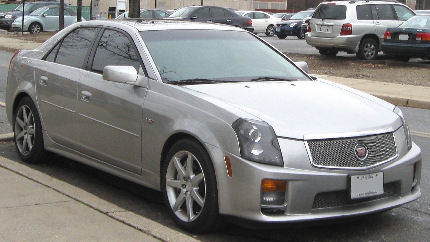 Cadillac Cts-V Wagon For Sale >> Cadillac CTS-V - Wikipedia