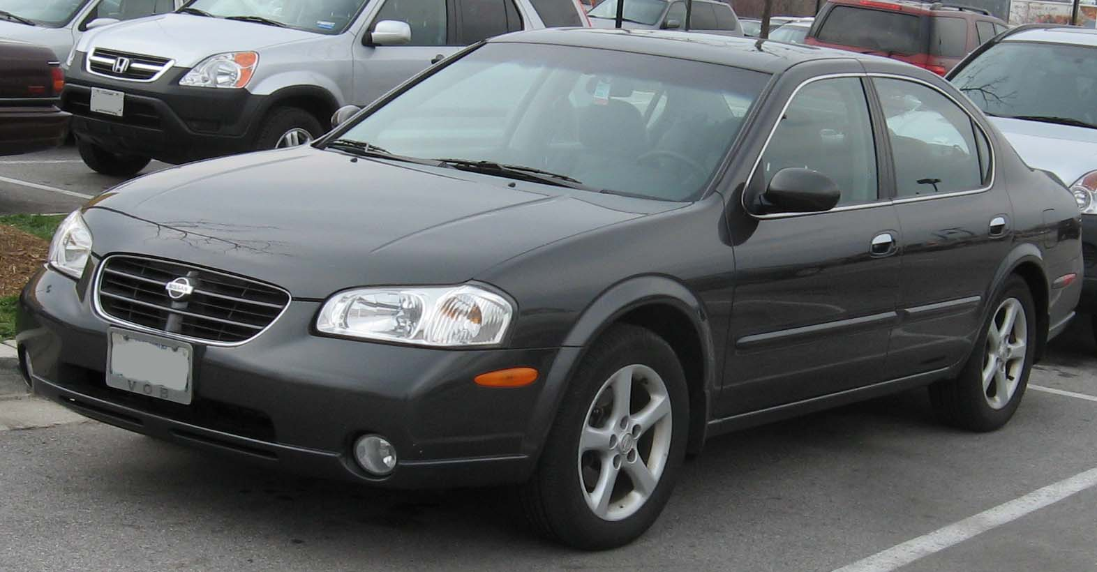 Description 2000-2001 Nissan Maxima.jpg