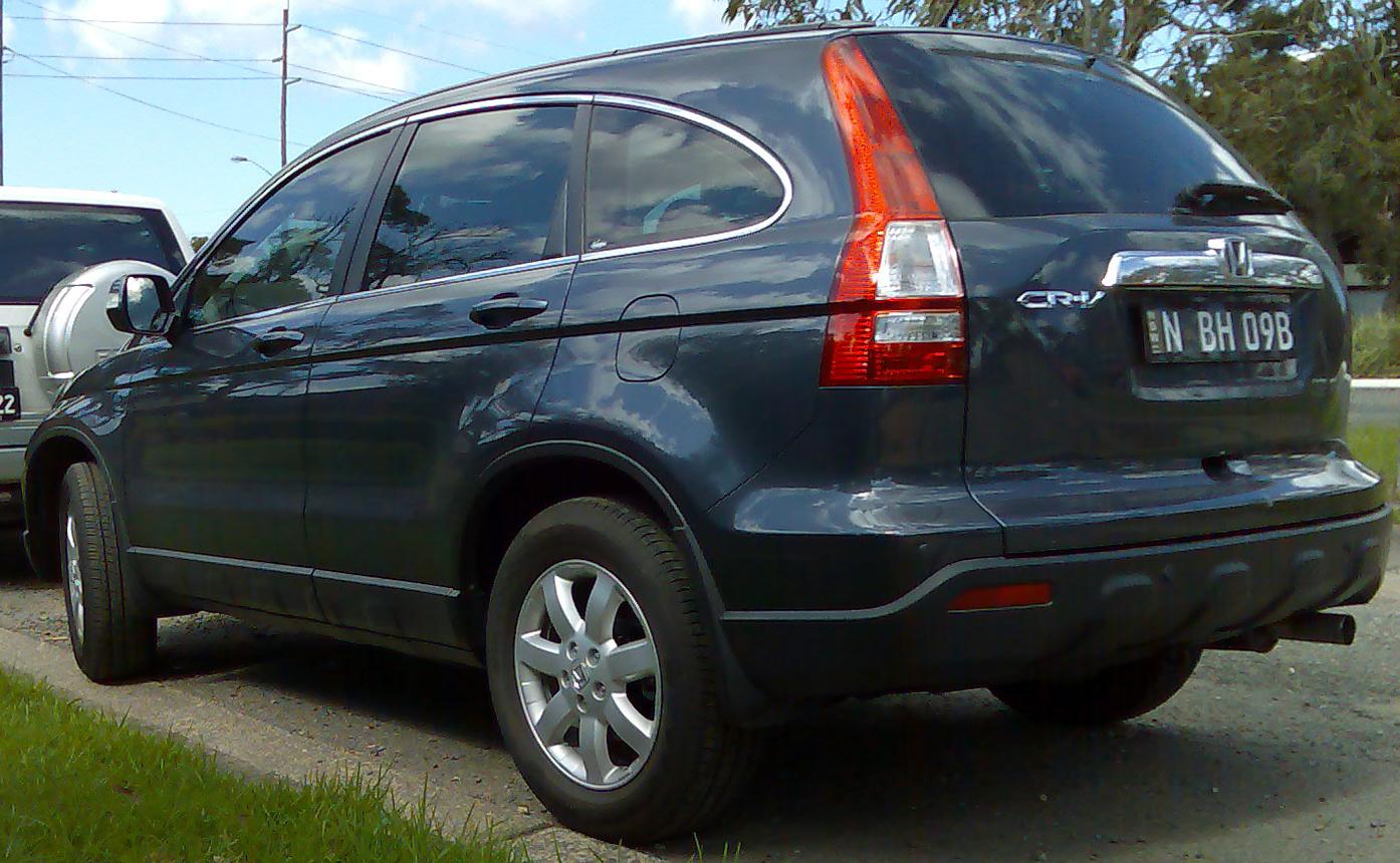 2007 Honda CR-V EX - 4dr SUV 2.4L auto