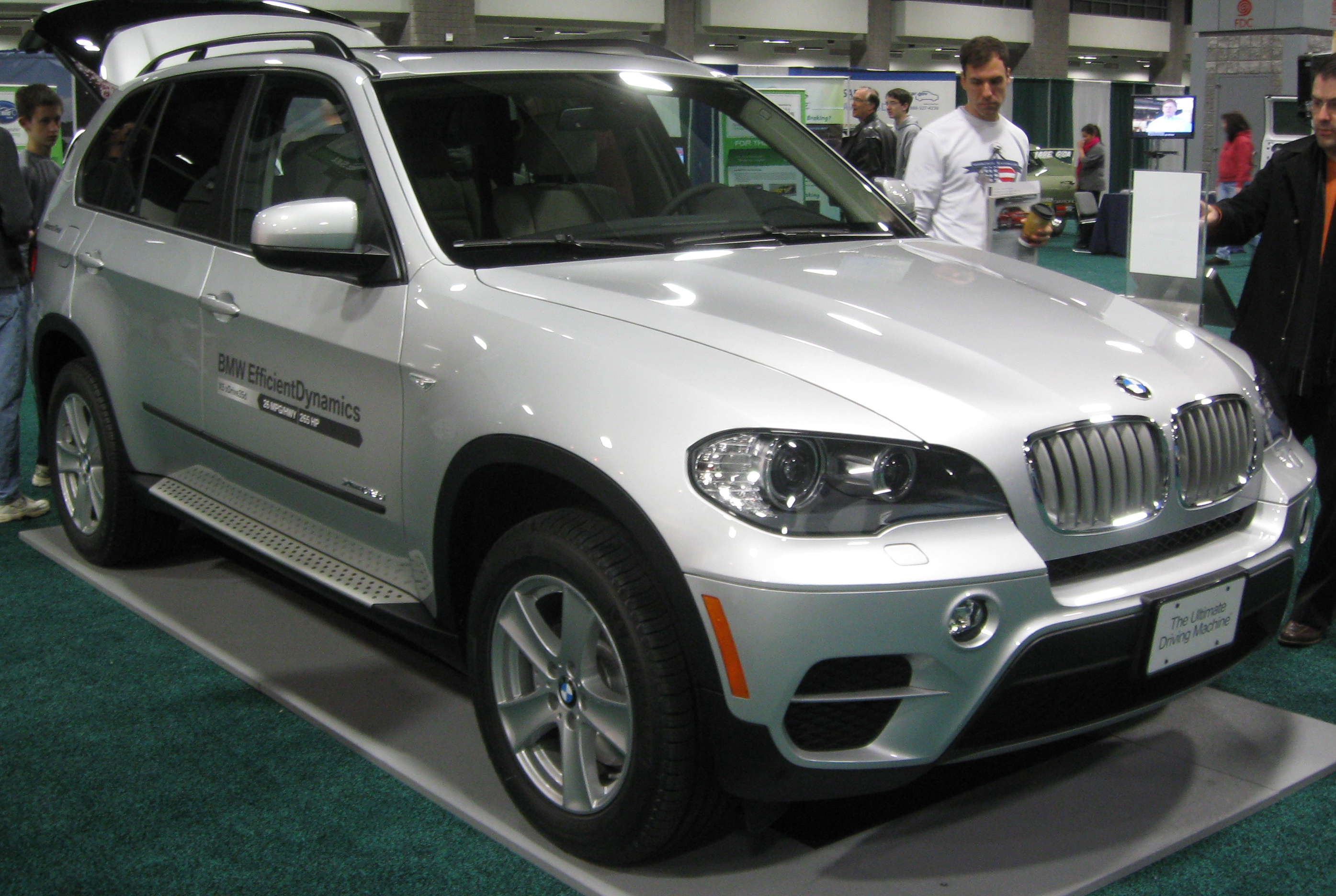 File 2011 Bmw X5 Xdrive35d 2011 Dc Jpg Wikipedia