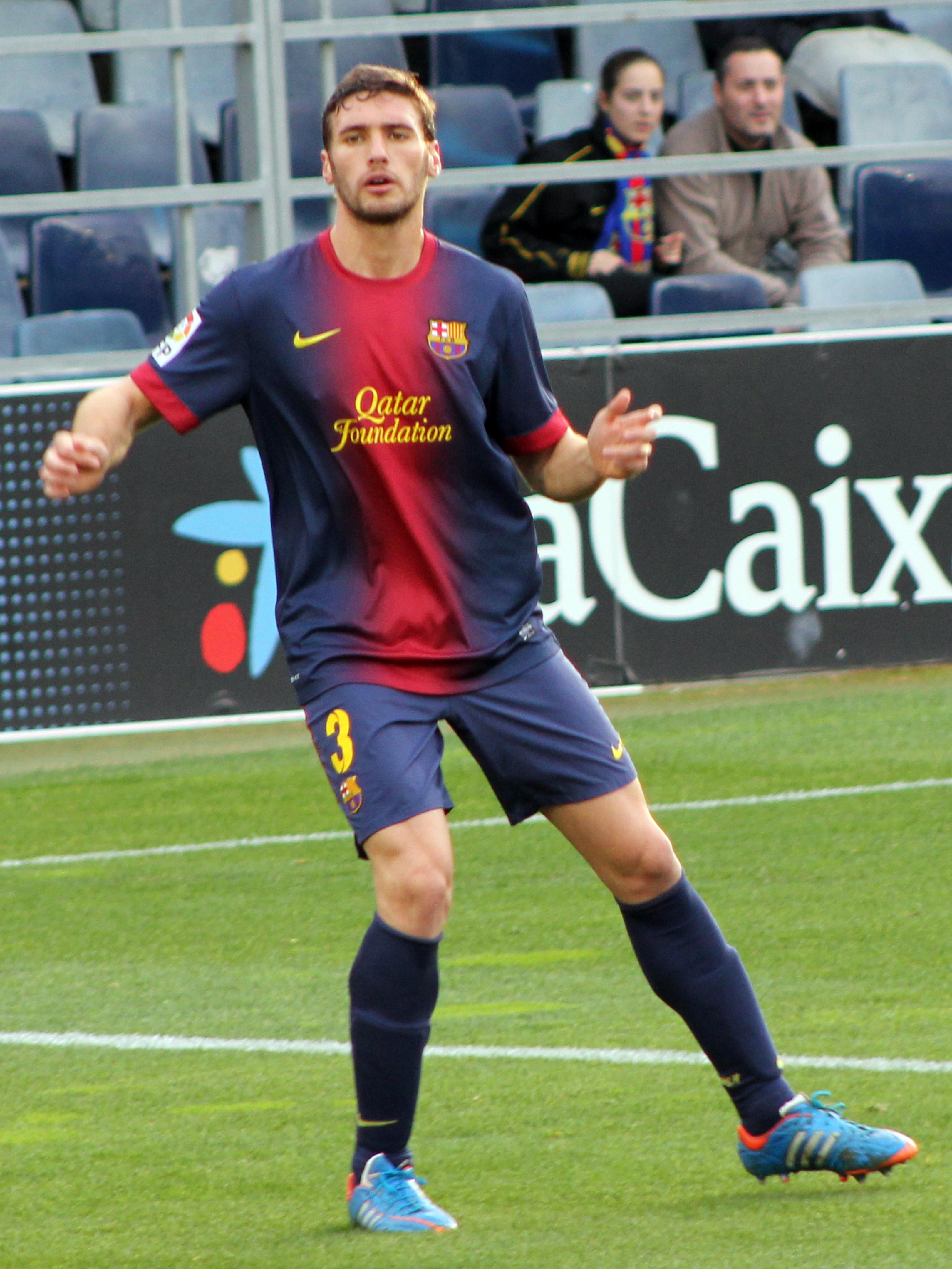 Maglia Home Sevilla FC Sergi Gómez