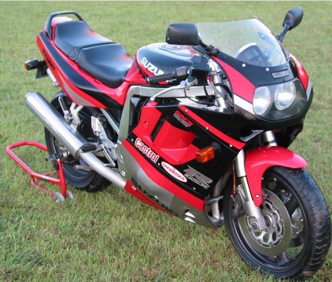 Suzuki Mr Power Commander