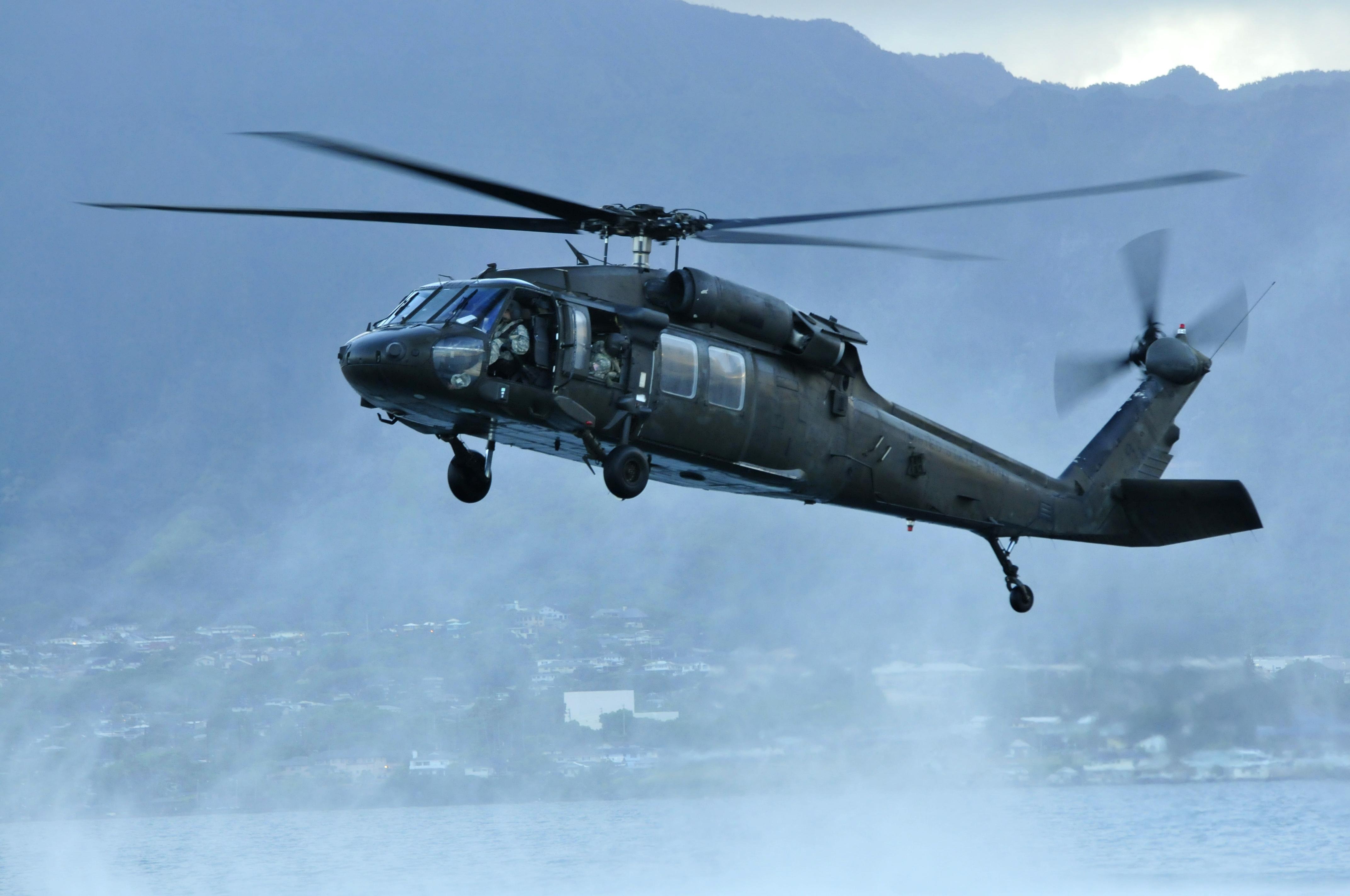blackhawk helicopter - photo #24