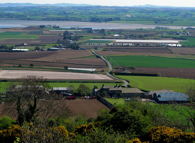 A view from Scrabo - geograph.org.uk - 780494
