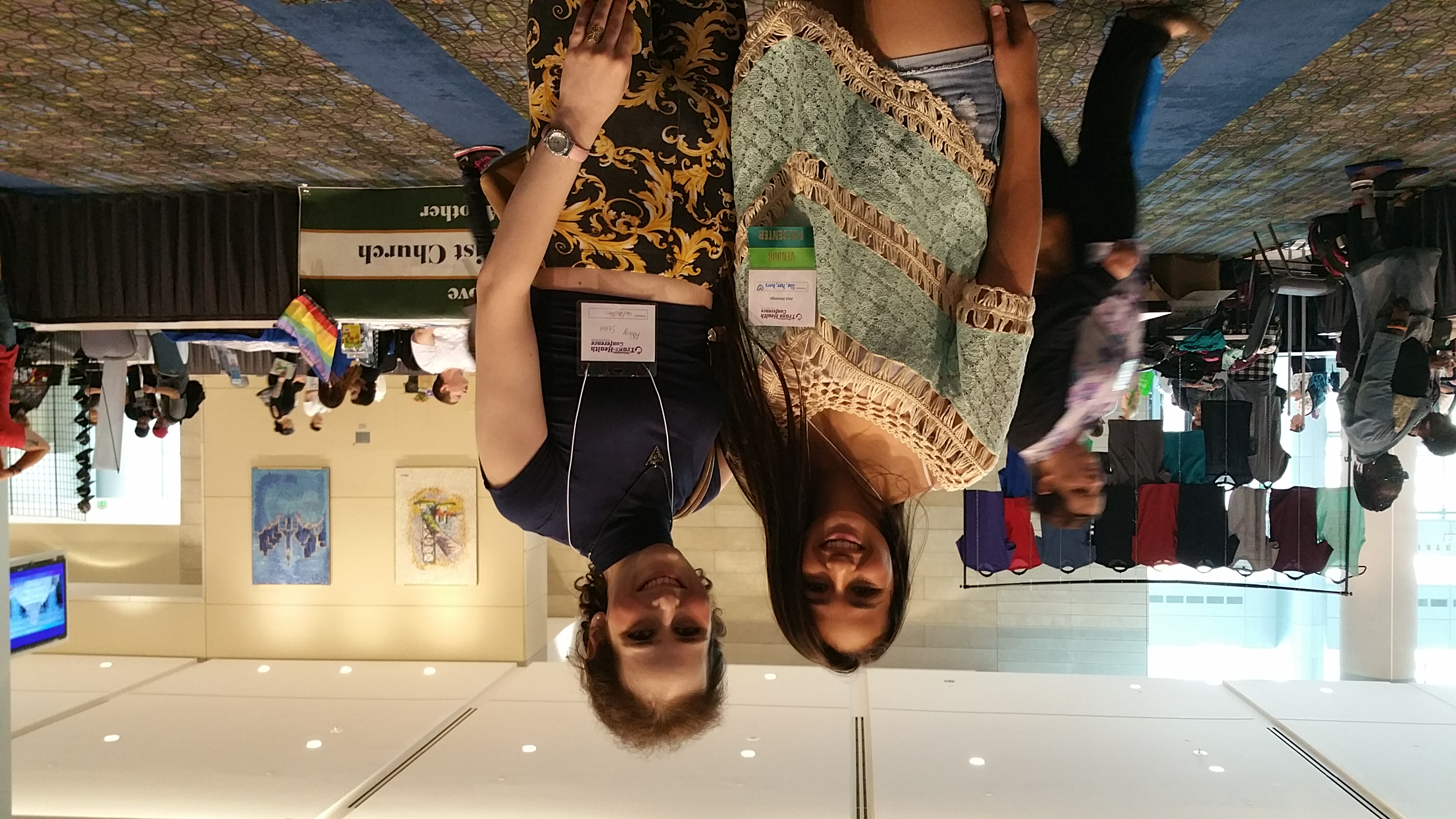 abby stein and jazz jennings at the philadelphia trans health conference.jpg