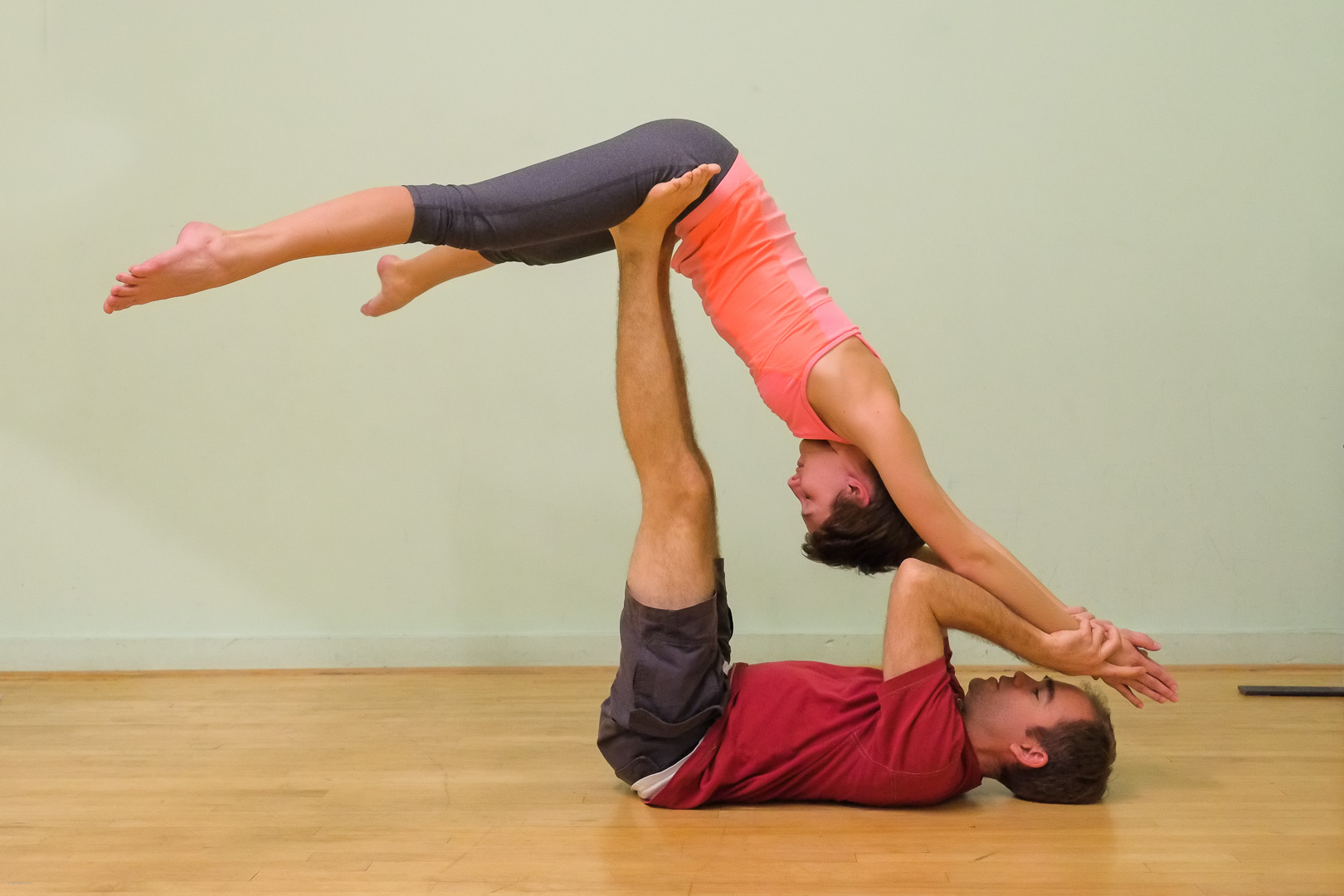 Pictures of Yoga Poses For Two People Kids - #rock-cafe