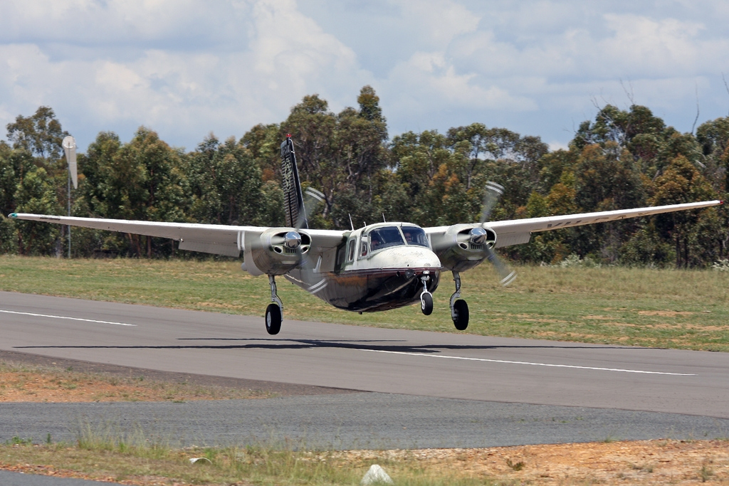 1971 Colorado Aviation Aero Commander 680 crash - Wikipedia