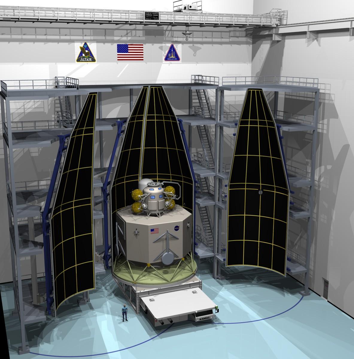 Altair (spacecraft) - Wikiwand