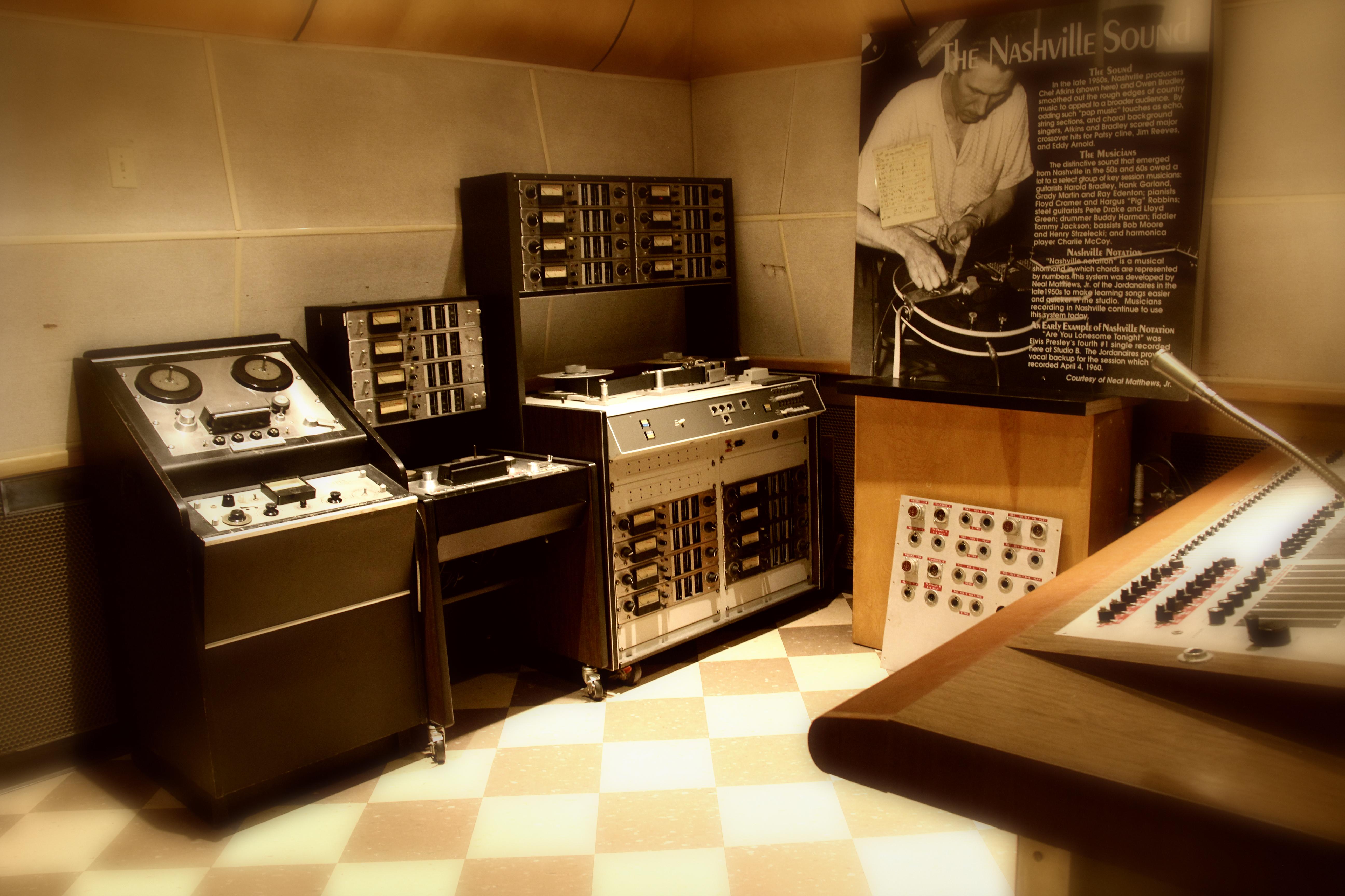 Rca Studio B Tour