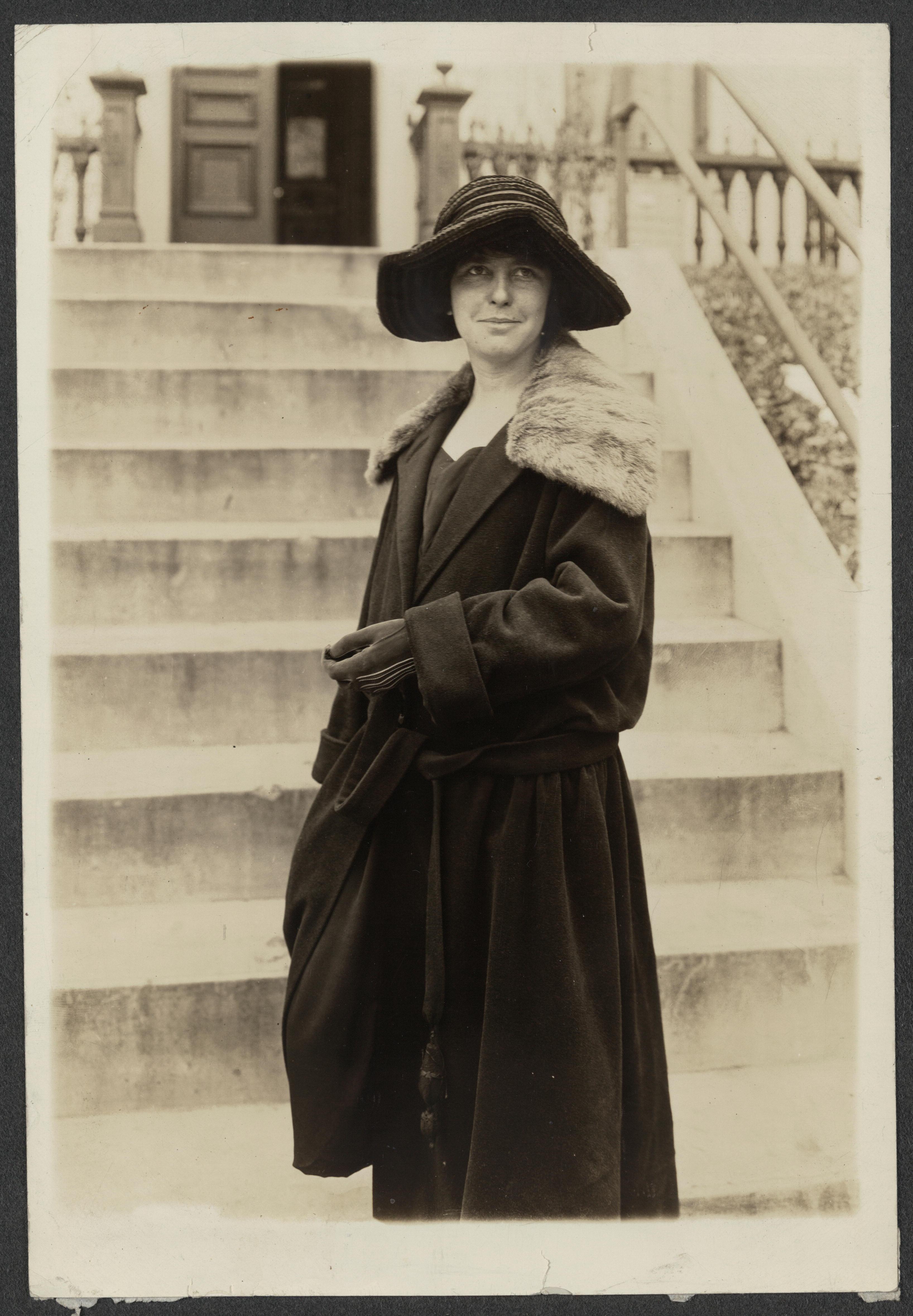 Image of Anita Pollitzer from Wikidata
