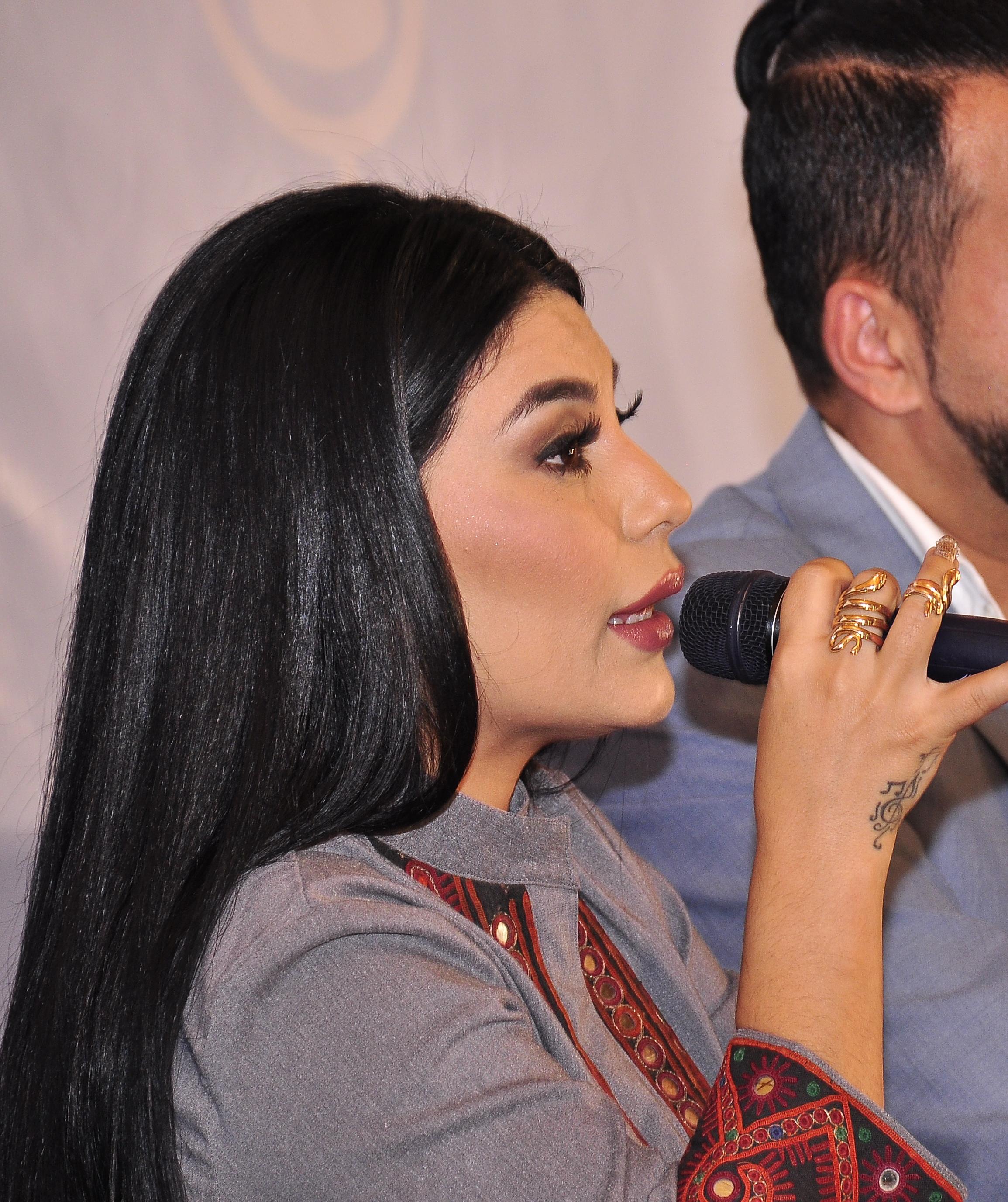 Aryana Sayeed - Wikipedia