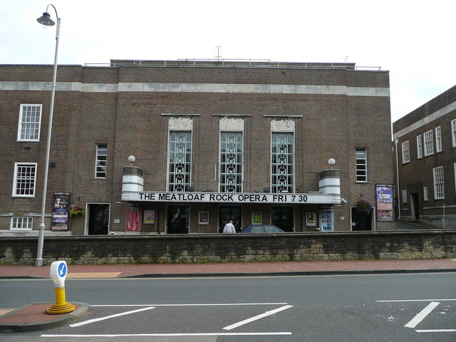 Assembly Hall Theatre - Places to Visit - Royal Tunbridge Wells.