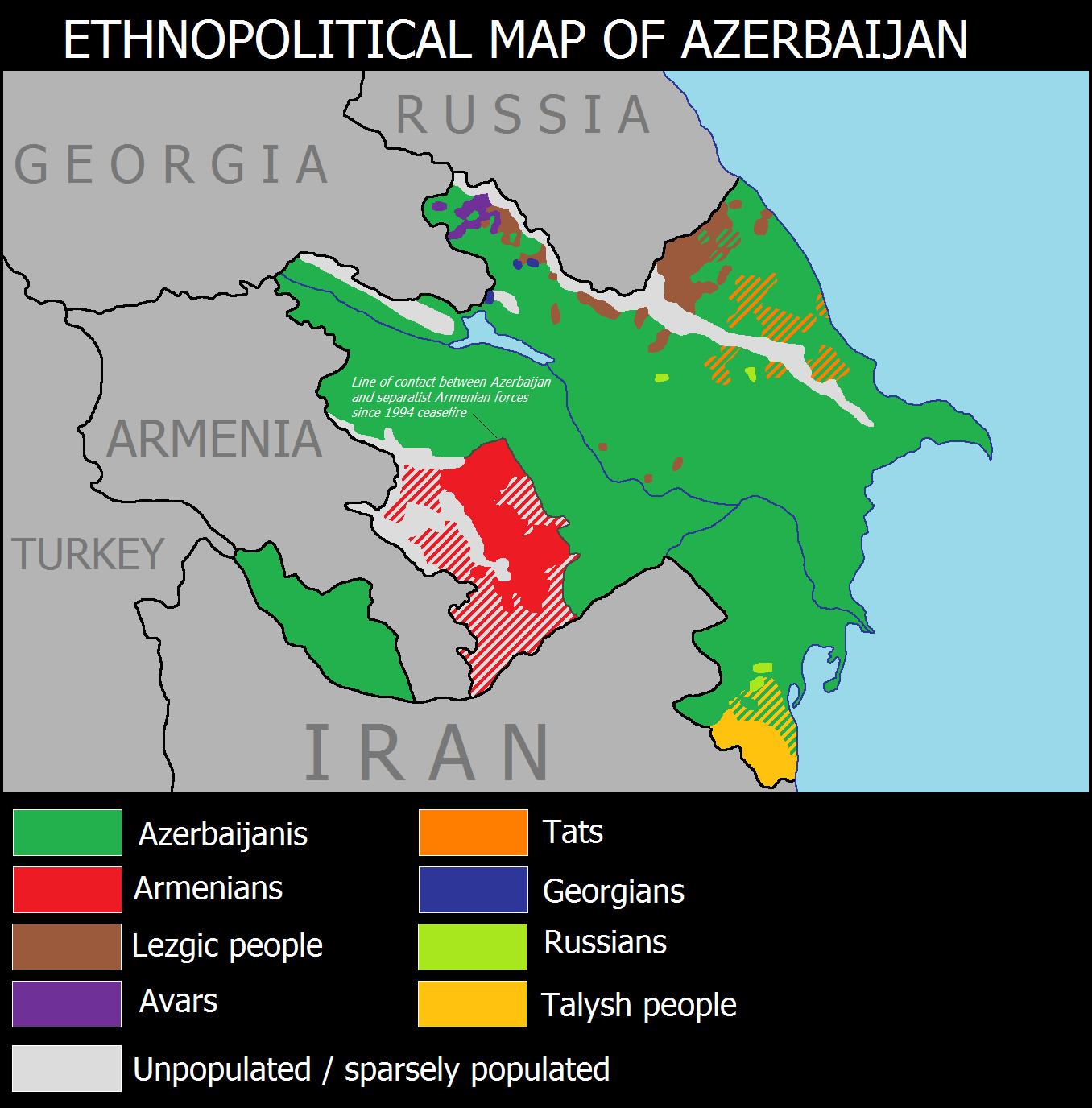 Languages Of Azerbaijan Wikipedia