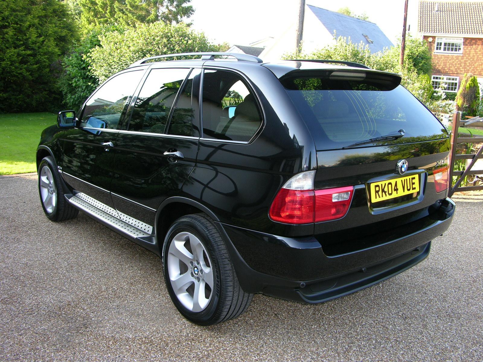 2008 Bmw X5 3 0si 4dr Suv 3 0l Awd Auto