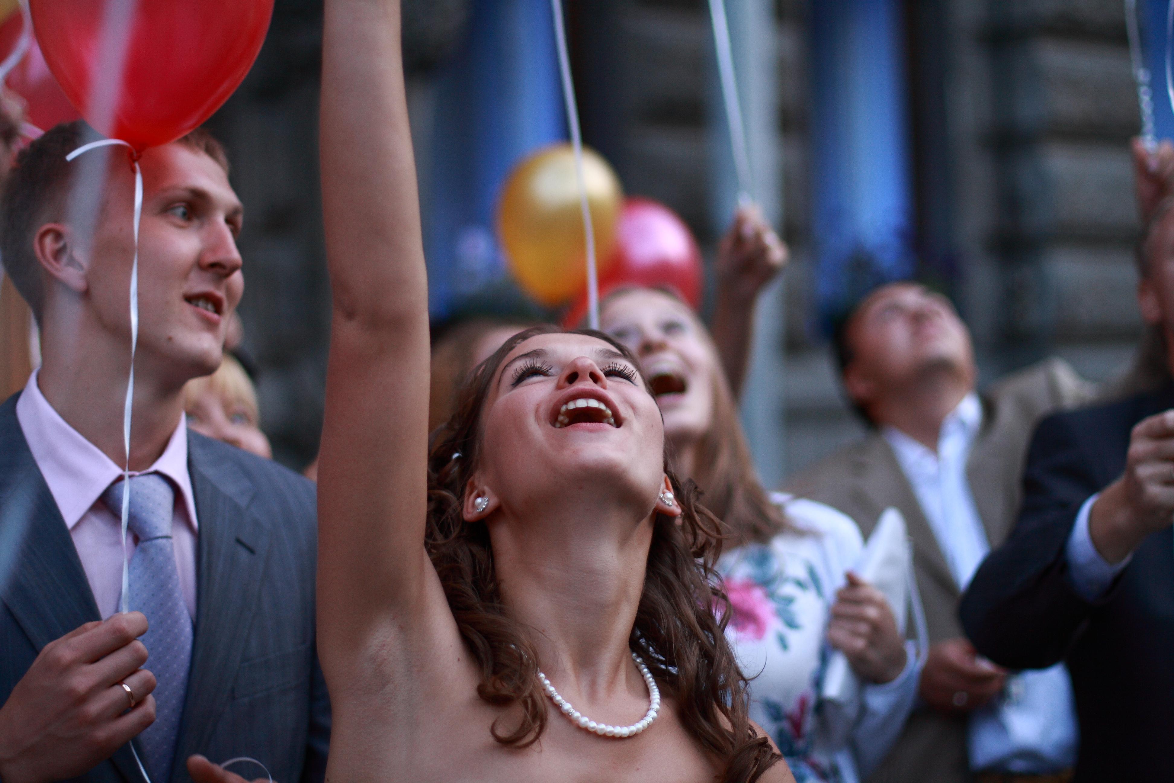 Palloni della felicità