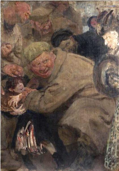 Большевики (картина) — Википедия