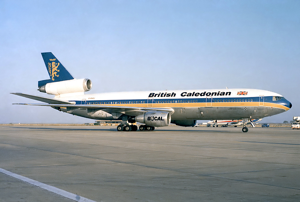 British Caledonian In The 1980s