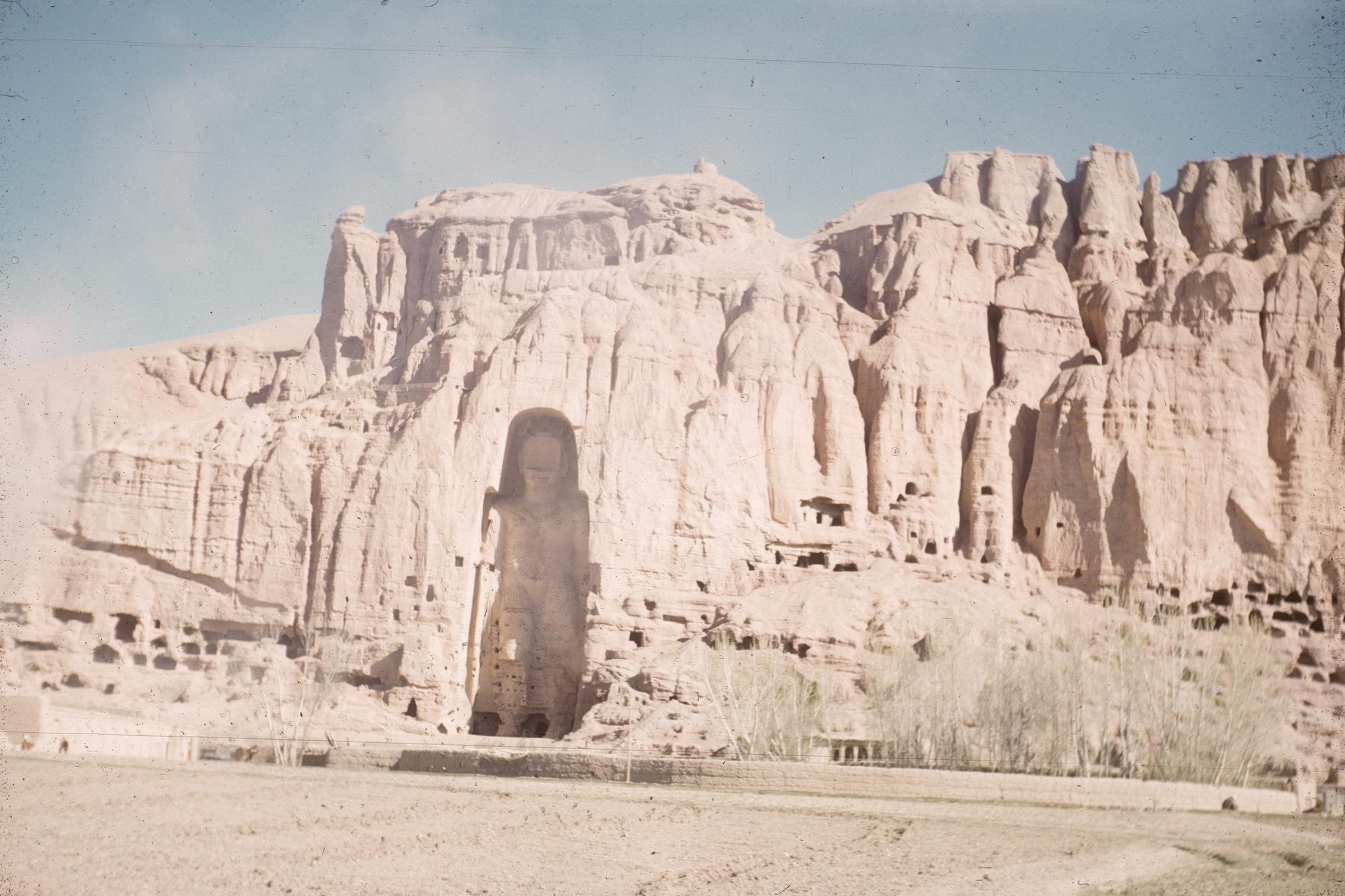 Image result for bamiyan buddha images