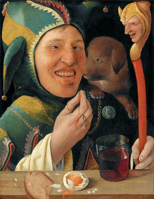 Jester. Yale Art Gallery