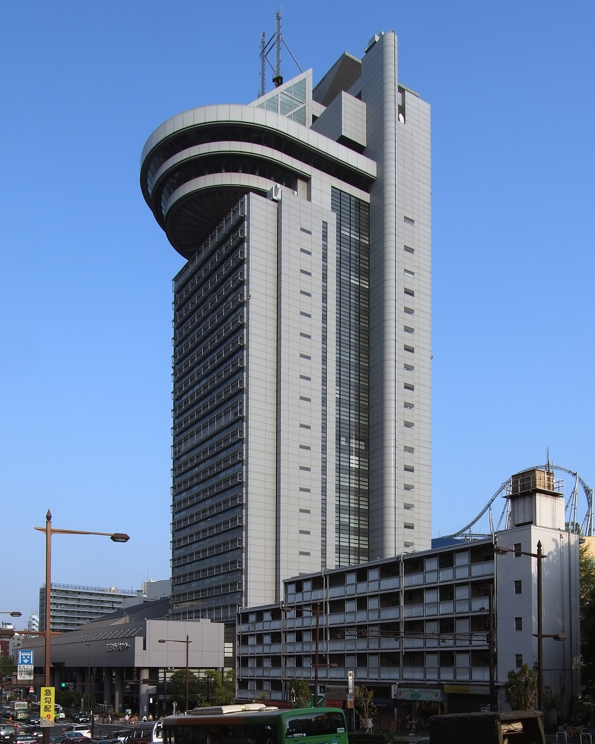 Bunkyo-Civic-Center