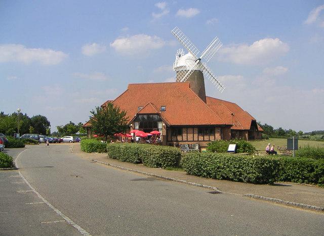 Caldecotte Arms Pub - geograph.org.uk - 208532