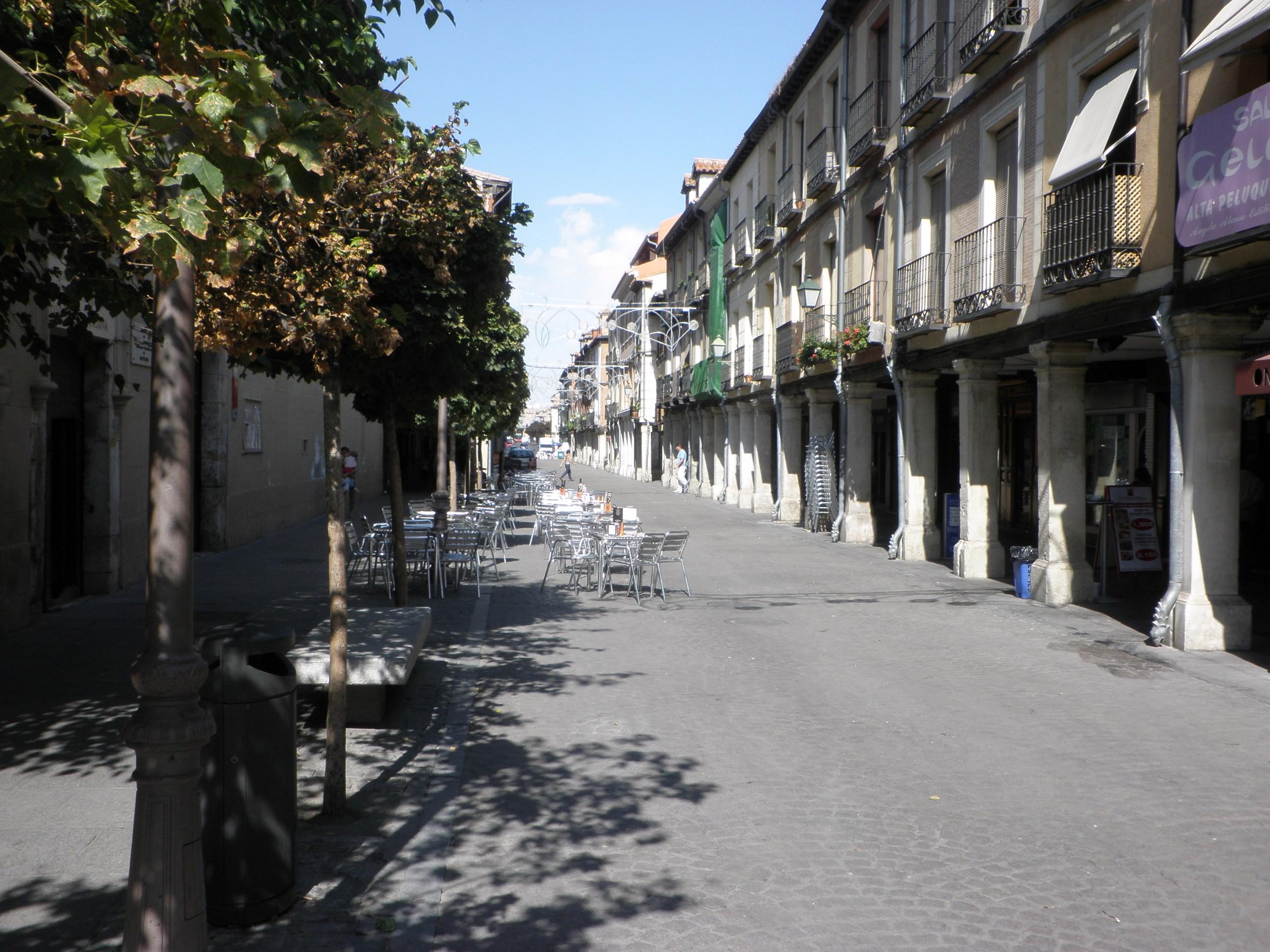 File calle mayor alcal de henares espa a 5 jpg - Arquitectos alcala de henares ...