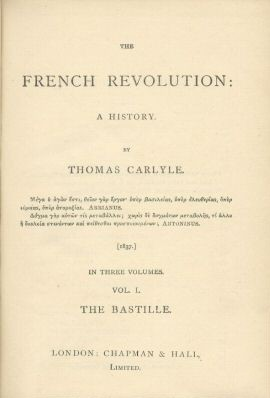 A history of the bloodiest revolution in the french revolution