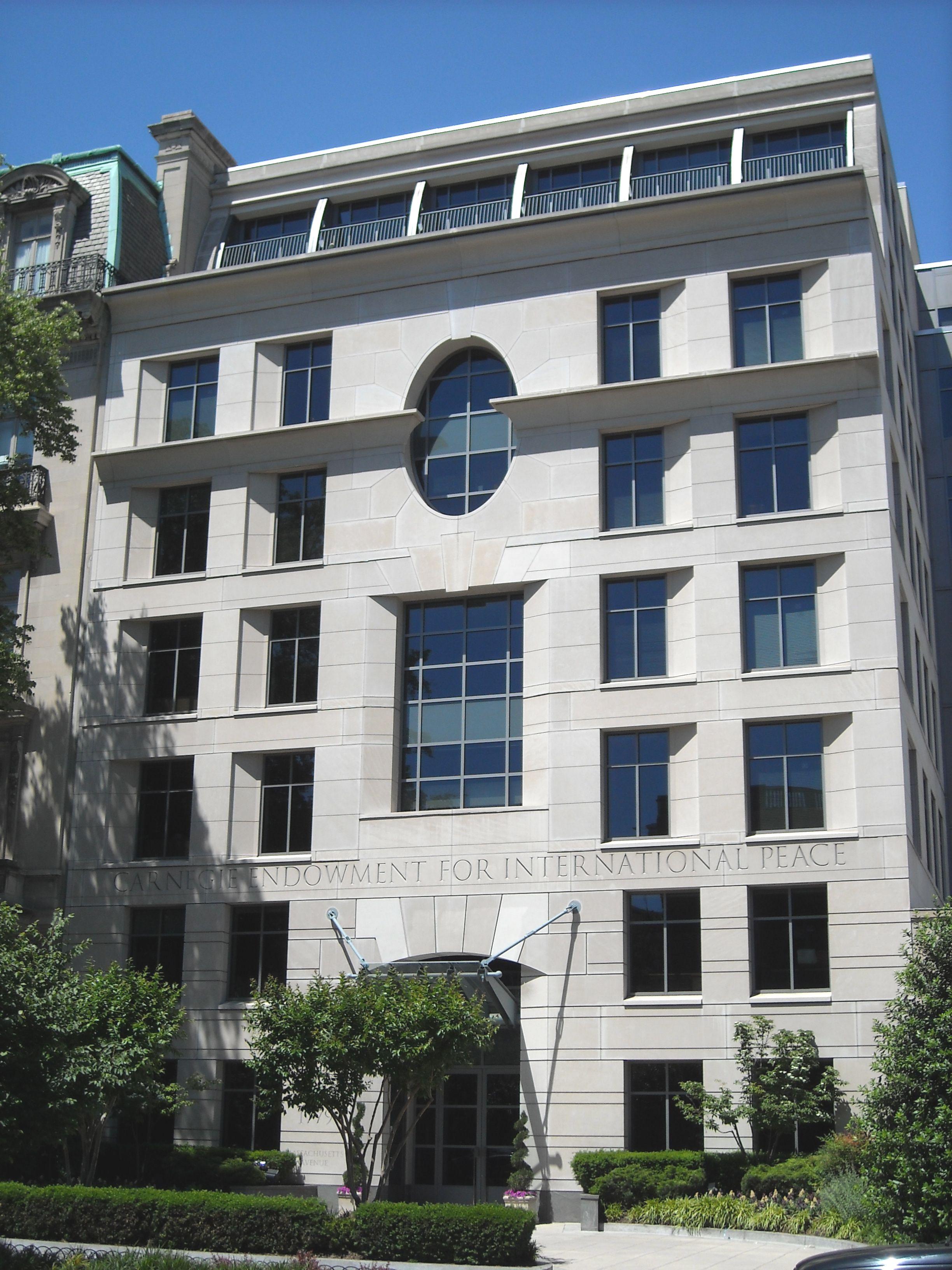 Carnegie Endowment for International Peace