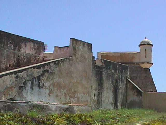 San Antonio de la Eminencia castle