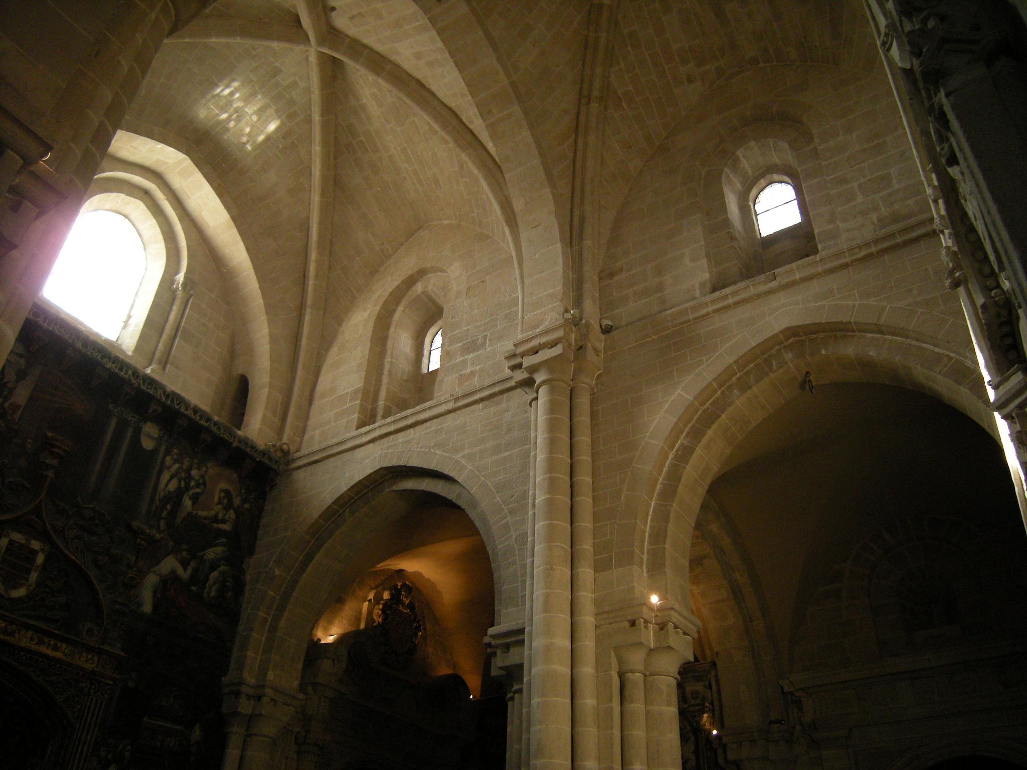 File catedral de san salvador de zamora 2677737376 jpg for Catedral de zamora interior