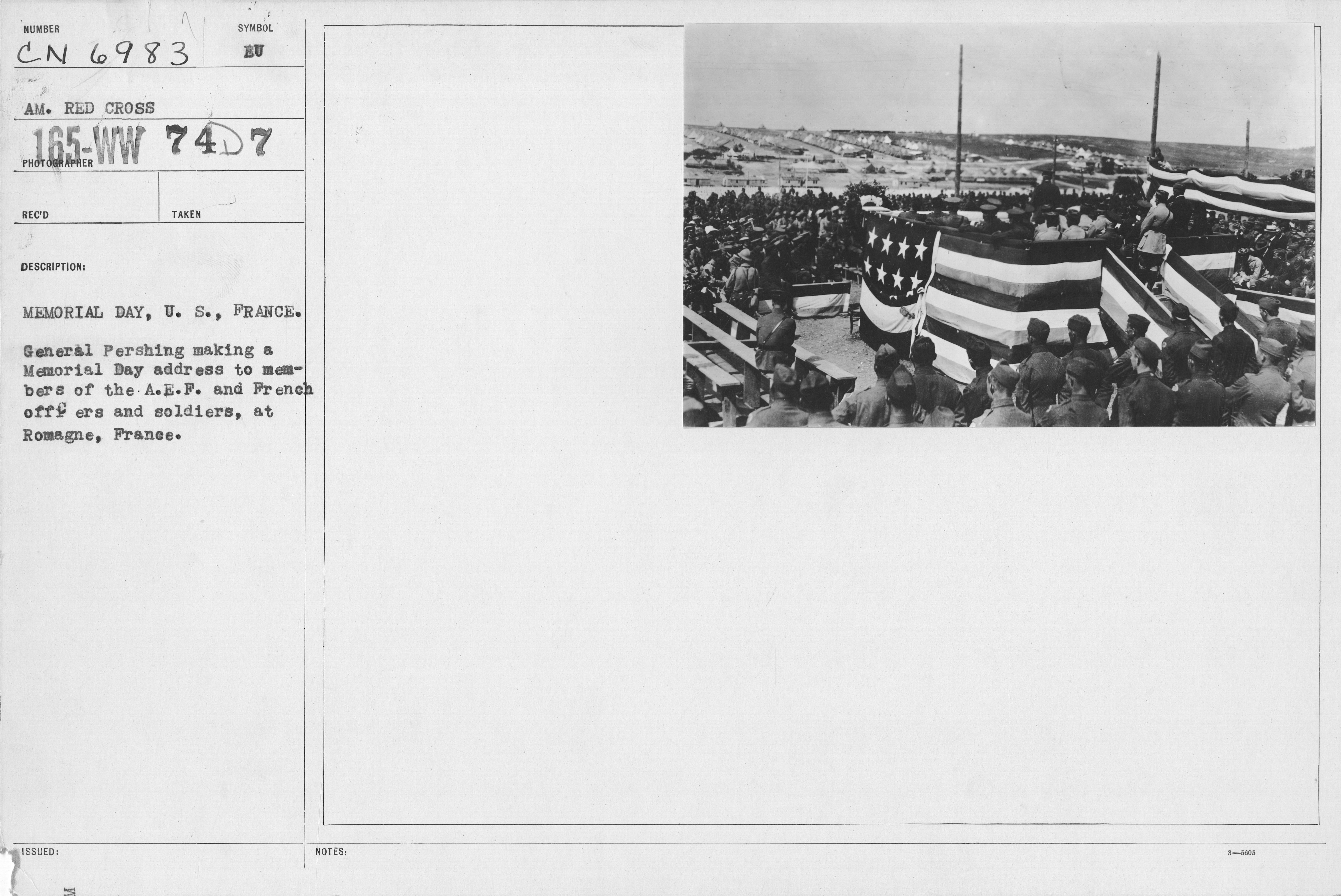 File:Ceremonies - Liberations - Memorial Day, 1918 - Memorial Day