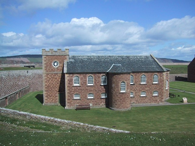 Fort George, Highland