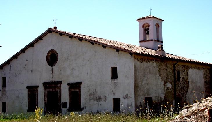 Chiesa di San Gregorio Magno alla Villa Sforzesca (GR)