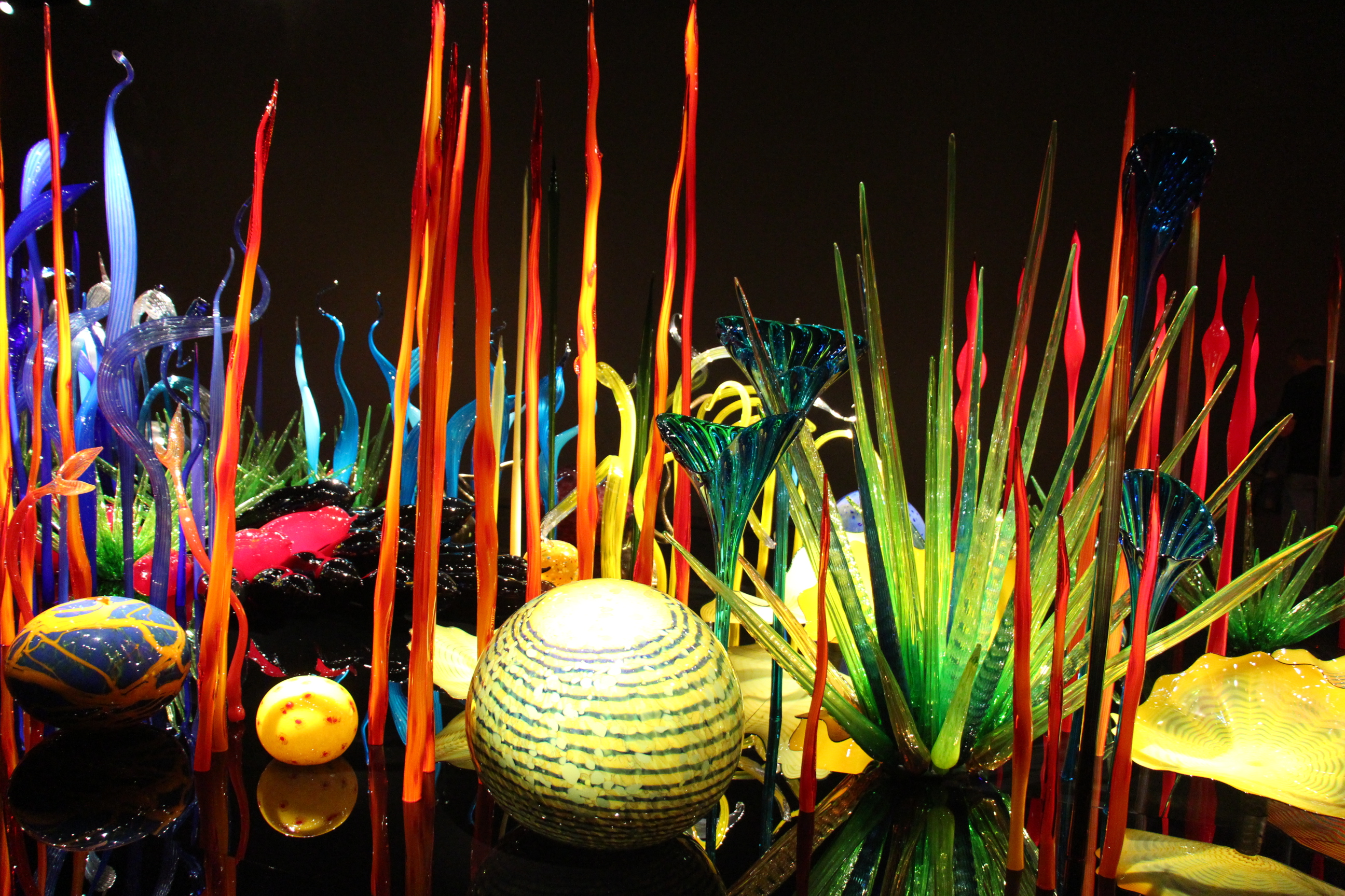 Image result for Chihuly glass