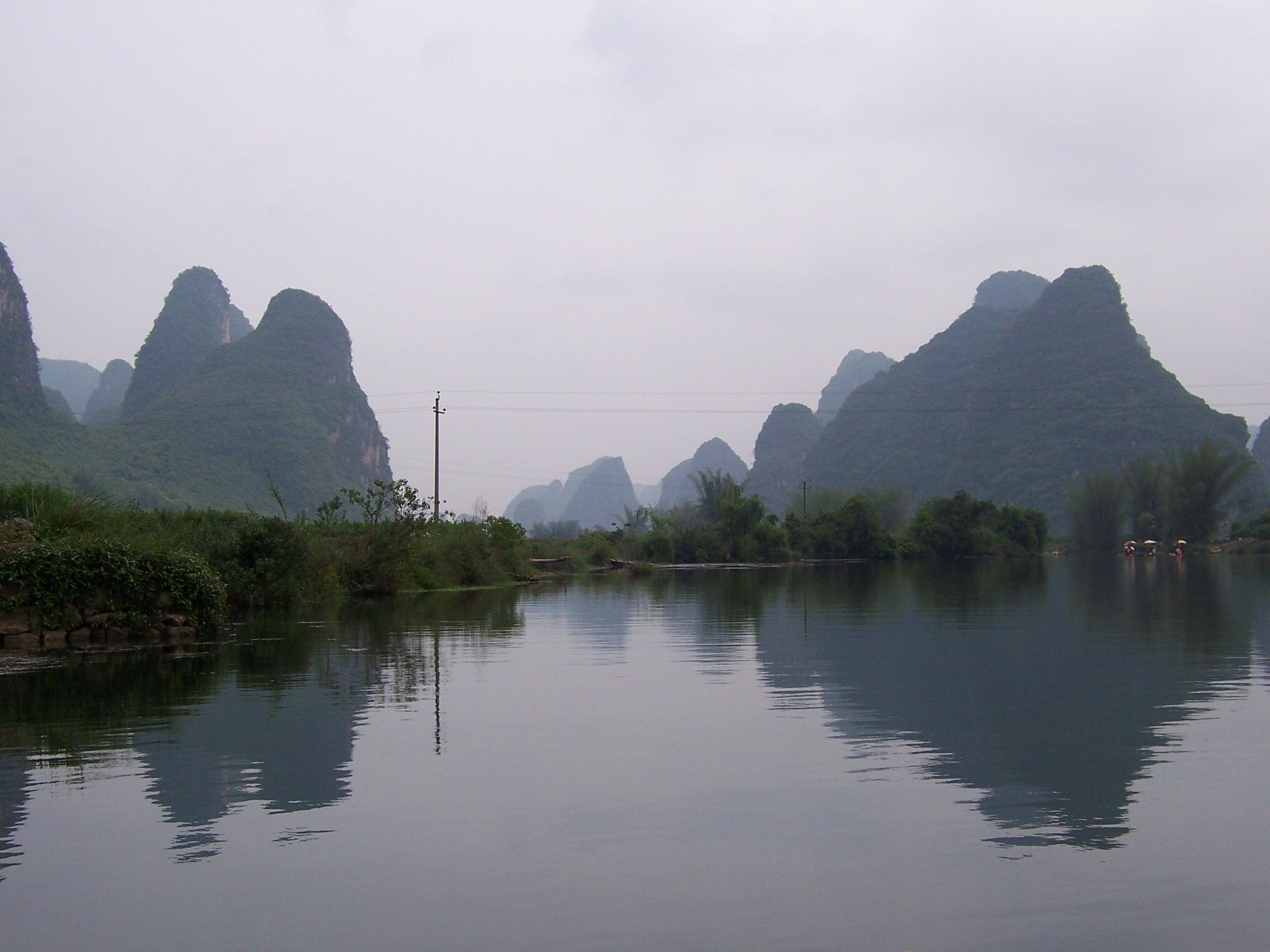 Beautiful China Scenery File:China - Yangshuo ...