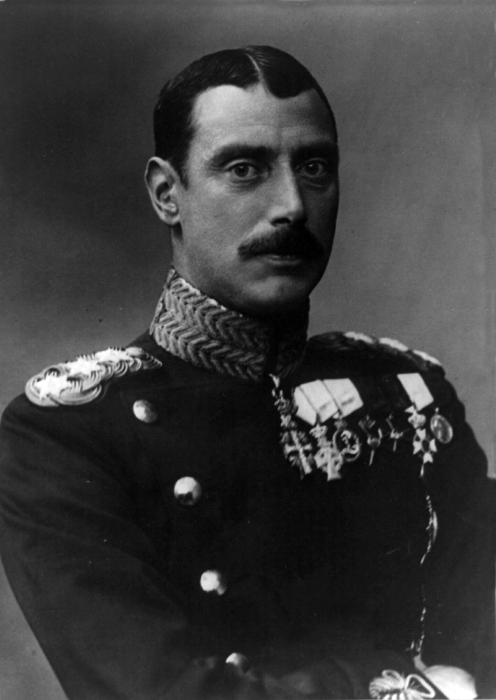 Kongen Christian d. 10, Christian d. X, konge af Danmark 1912 til 1947