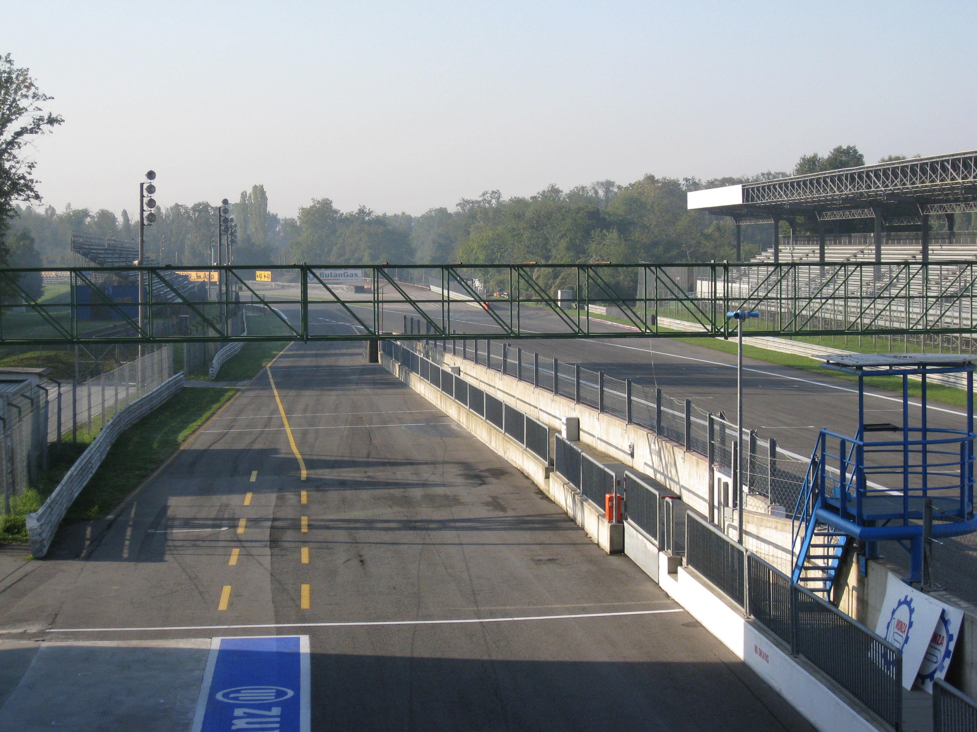 Circuito Monza : Automovilismo eurofórmula open ª carrera circuito monza