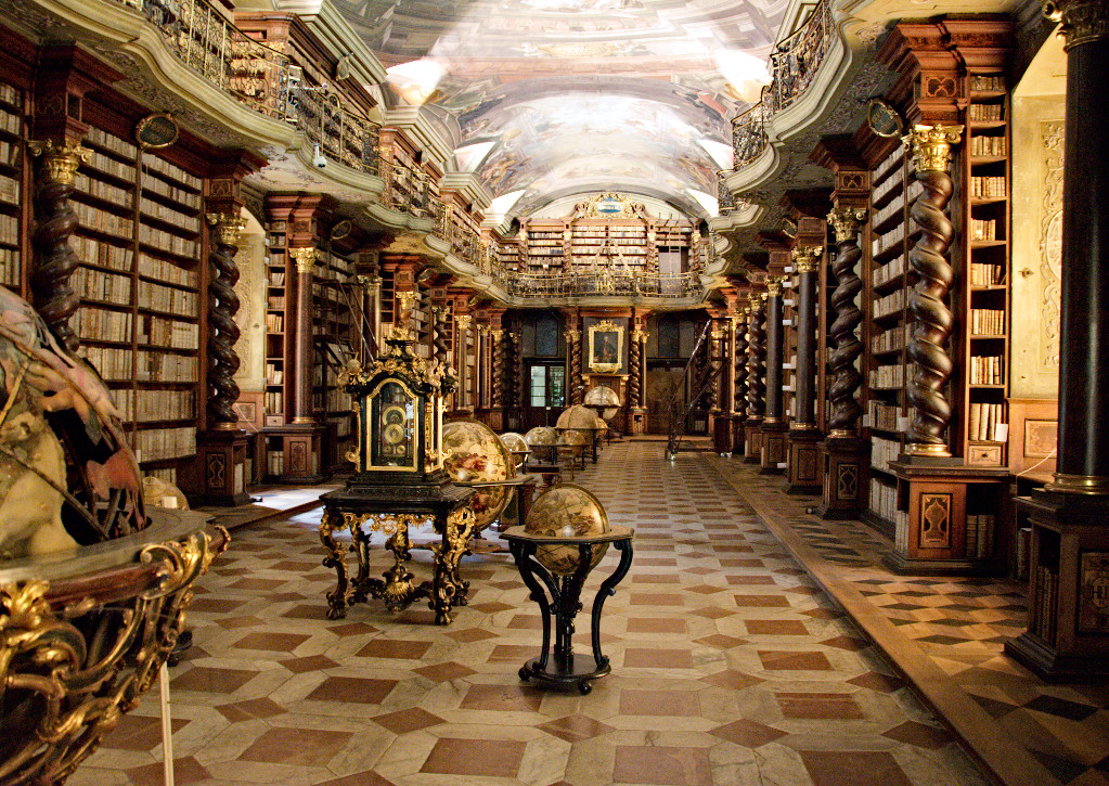 9 Most Beautiful Libraries Every Book Lover Should Visit